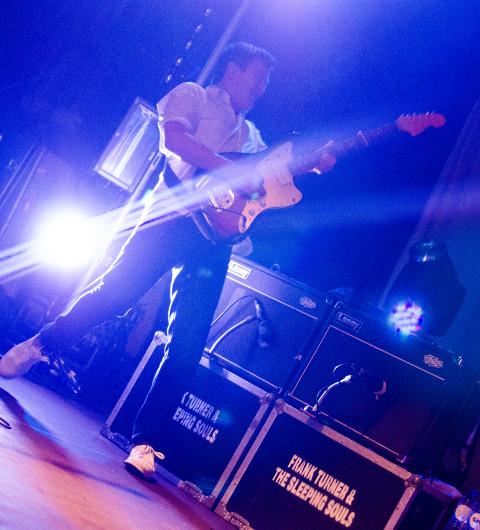 Frank Turner Live Foto: Britta Flachmeier